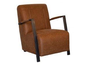 cognac fauteuils