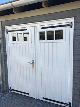 Elephant | Trendhout - Wit geverfde douglas deur