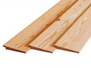 rabatdelen hout