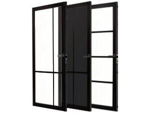 Zwarte binnendeuren
