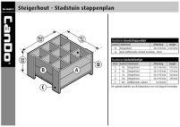 Steigerhout Stadstuin