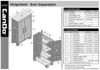 Steigerhout Kast